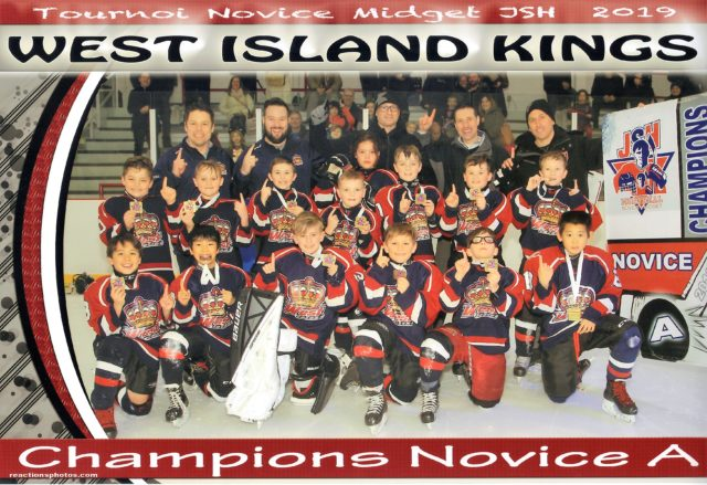 Champions – Novice A Kings