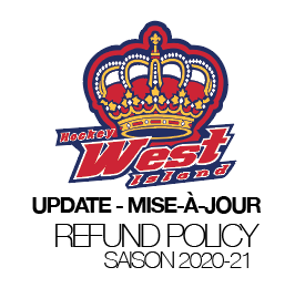 PRESIDENT'S UPDATE – 2020-21 SEASON / REFUND POLICY