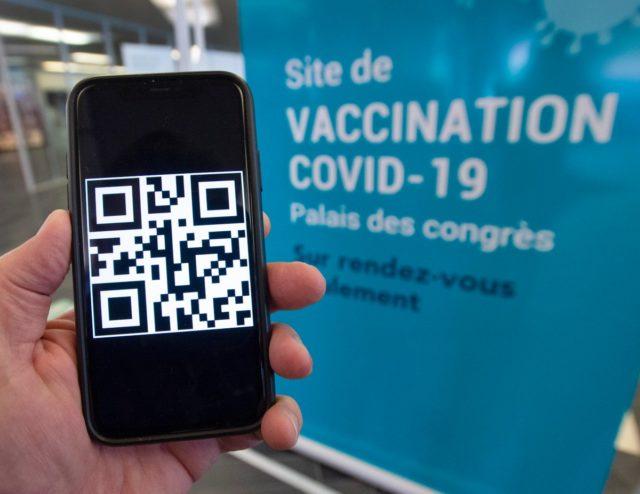 Vaccine Passport Update